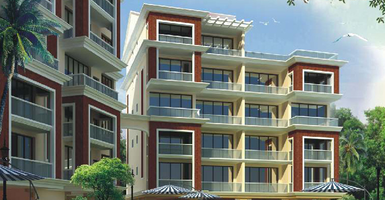 beach apartments goa