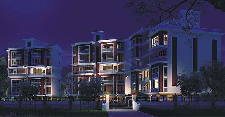 beach apartments in goa